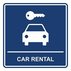 Car accidents involving rented vehicles require special care