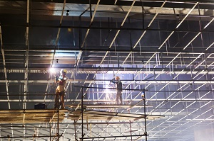 Scaffold falls are potentially catastrophic accidents common to construction sites