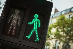 Pedestrians are at risk for serious injuries caused by vehicle accidents