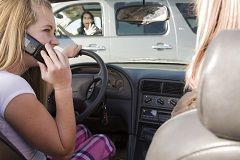 Cell phone distraction is a leading cause of car crashes