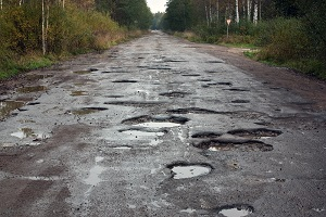 You may have a valid legal claim against a government agency that fails to repair potholes and other road damage promptly
