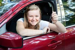Your new teen driver still has a lot to learn