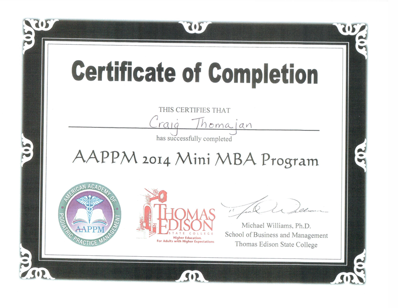 AAPPM Mini MBA Program