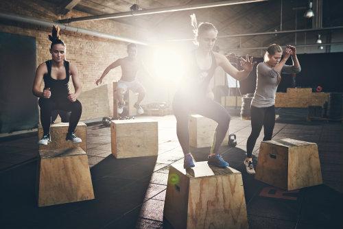 Cross training prevents injury