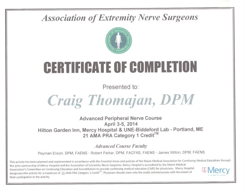 Association ofExtremity Nerve Surgeons