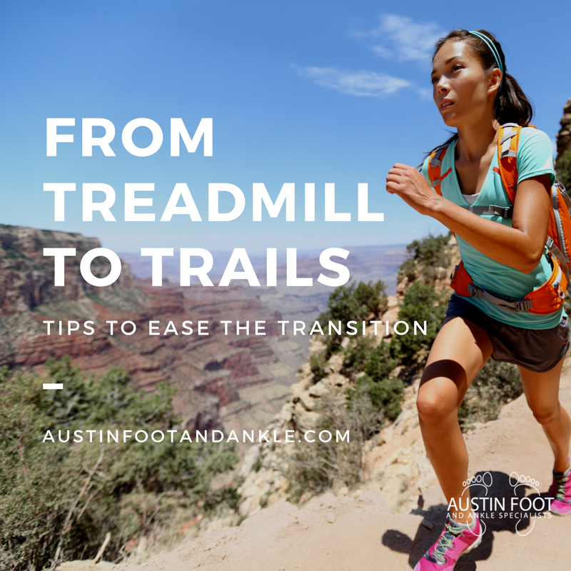 From Treadmill to Trails