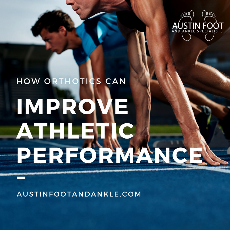 How Orthotics Improve Athletic performance