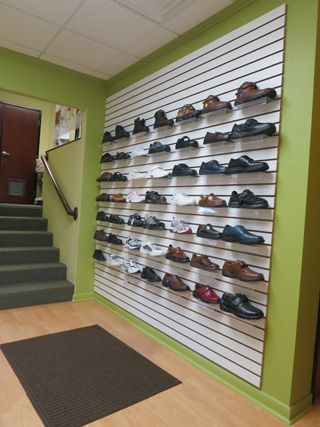 Shoes at Austin Foot & Ankle Specialists