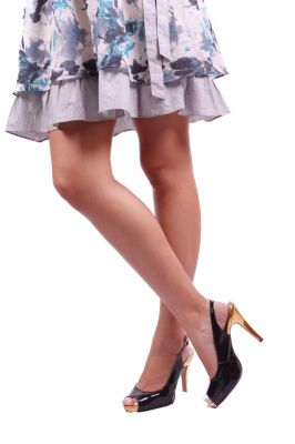 High Heels & Foot Pain
