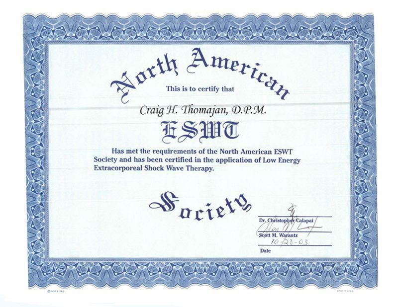 North American ESWT Society