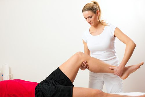 Physical therapy is an important aspect to any recovery.