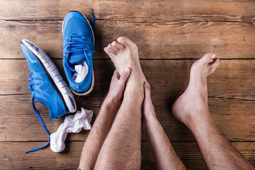Toe injuries can cause a much bigger struggle than you'd think.