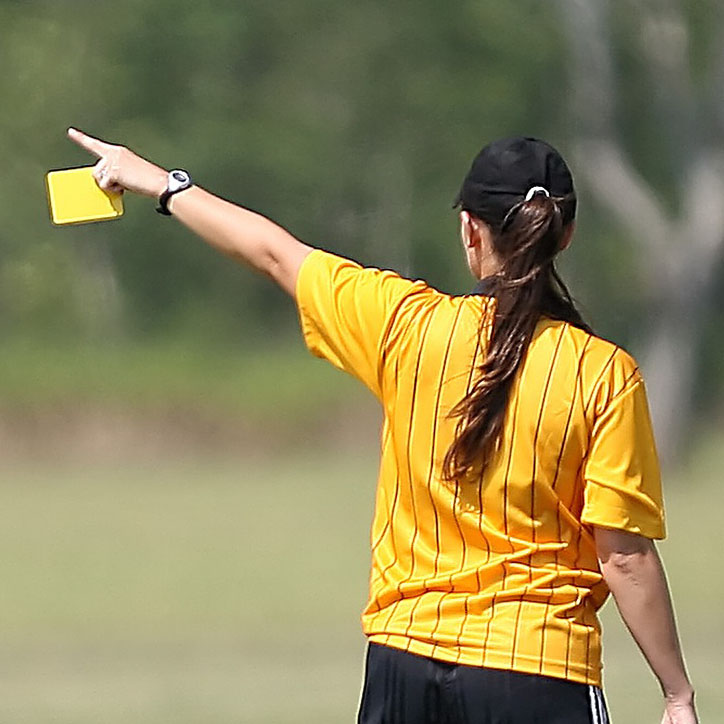 Soccer Referees Are At Risk