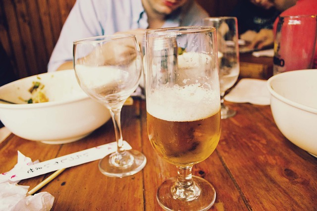 What may happen to your accident claim if you were drinking before the accident.