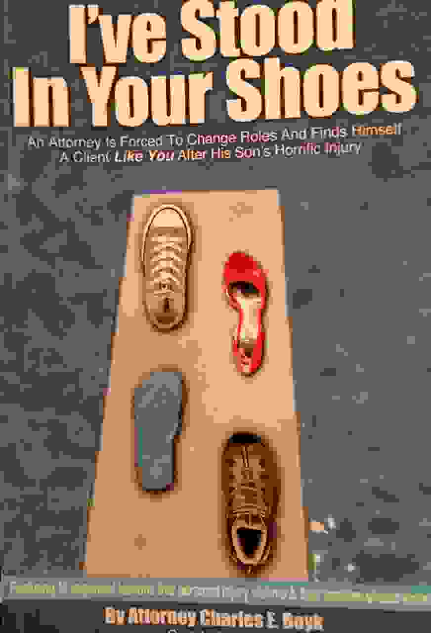I've Stood In Your Shoes Book Cover