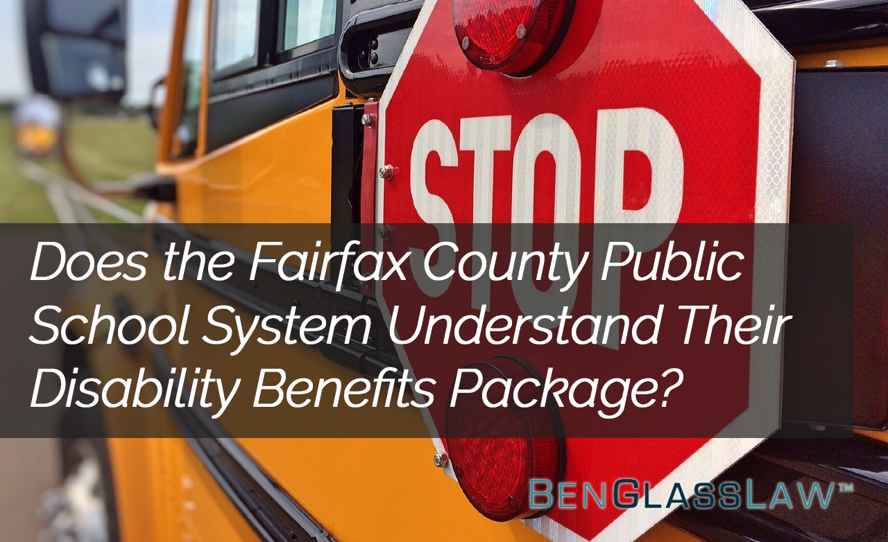 A recent short-term disability case as forced us to ask, 'do Fairfax County schools understand their benefits package?'
