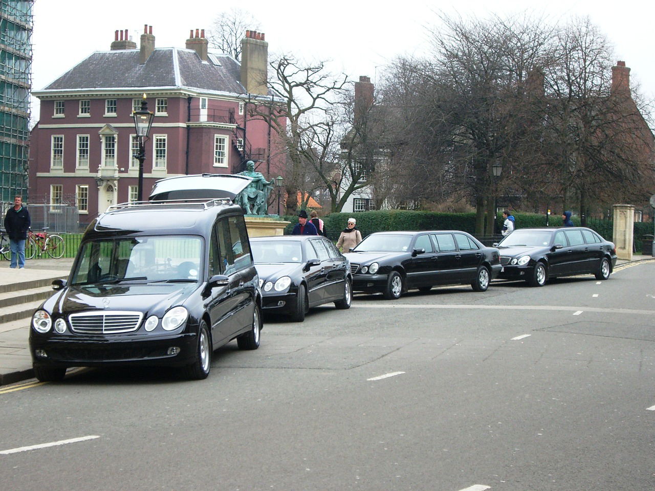 Funeral Procession Accidents Are Deadly
