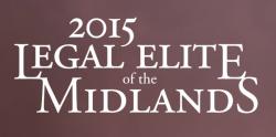 2015 Legal Elite of the Midlands