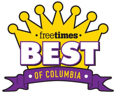 Freetimes Best of Columbia South Carolina - Lawyer badge