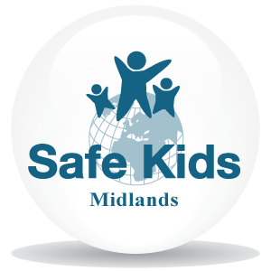 Safe Kids Midlands logo