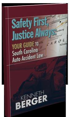 columbia auto accident book