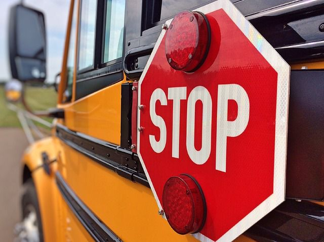 North Carolina school bus laws