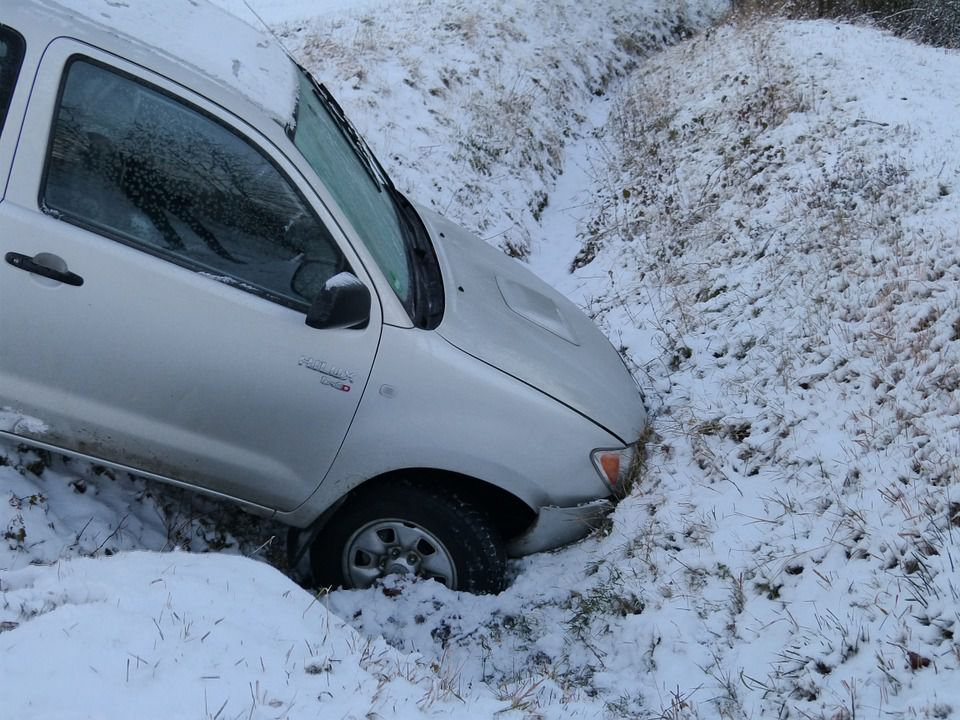 snow accident