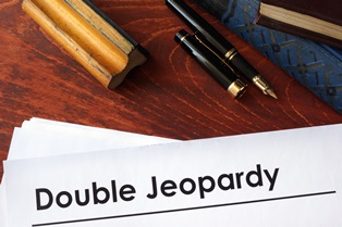 Double Jeopardy Rules in a Criminal Case