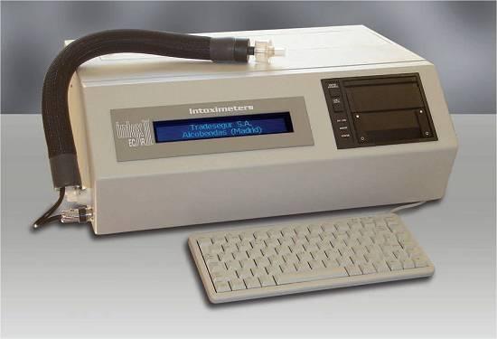 Charlotte DWI Breath Test Intoximeter EC/IR II