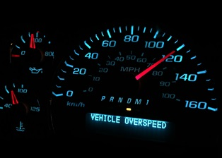 Common Speeding Violations and the Penalties