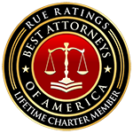 Buckfire Law - Rue Ratings - Best Attorneys of America - Lifetime Charter Member