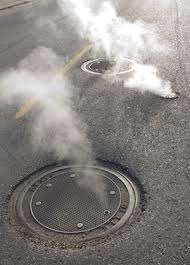 Detroit Manhole Steam Burn Injury Lawyer