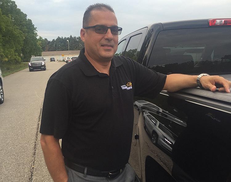 Jim Sarti Auto Accident Client