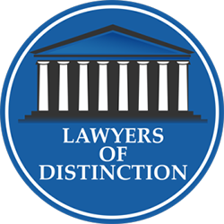 Lawrence Buckfire Named Top 10 Percent By Lawyers of Distinction