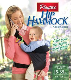 Playtex Hip Hammock Infant Carrier Recall Lawyers