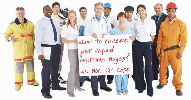Unpaid Overtime Employees