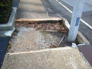 Alpena Broken Sidewalk Injury Lawyer