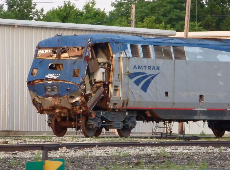 Amtrak Train Accident Lawyer