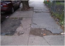 Ann Arbor Broken Sidewalk Injury Lawyer