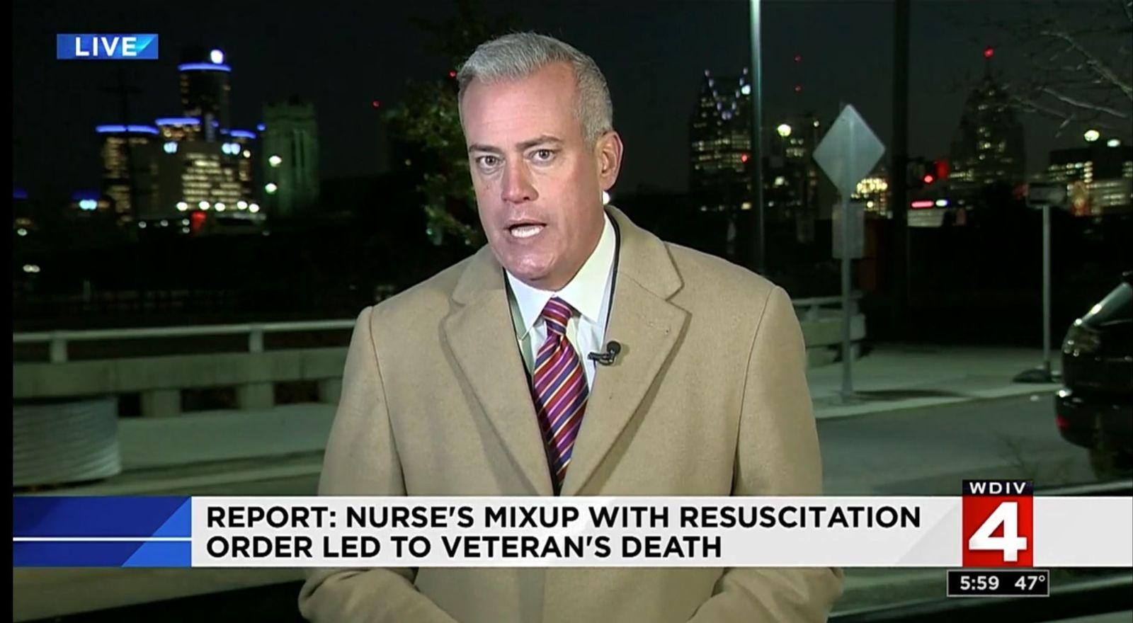 Ann Arbor Veterans Affairs Hospital Wrongful Death Lawsuit