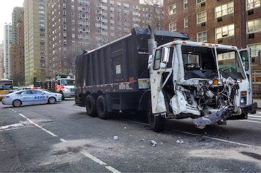 Michigan Garbage Truck Accident Lawyer