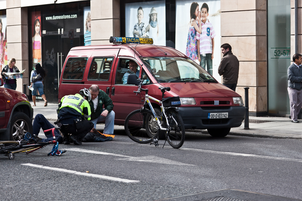 No-Fault Insurance Bicycle Accident