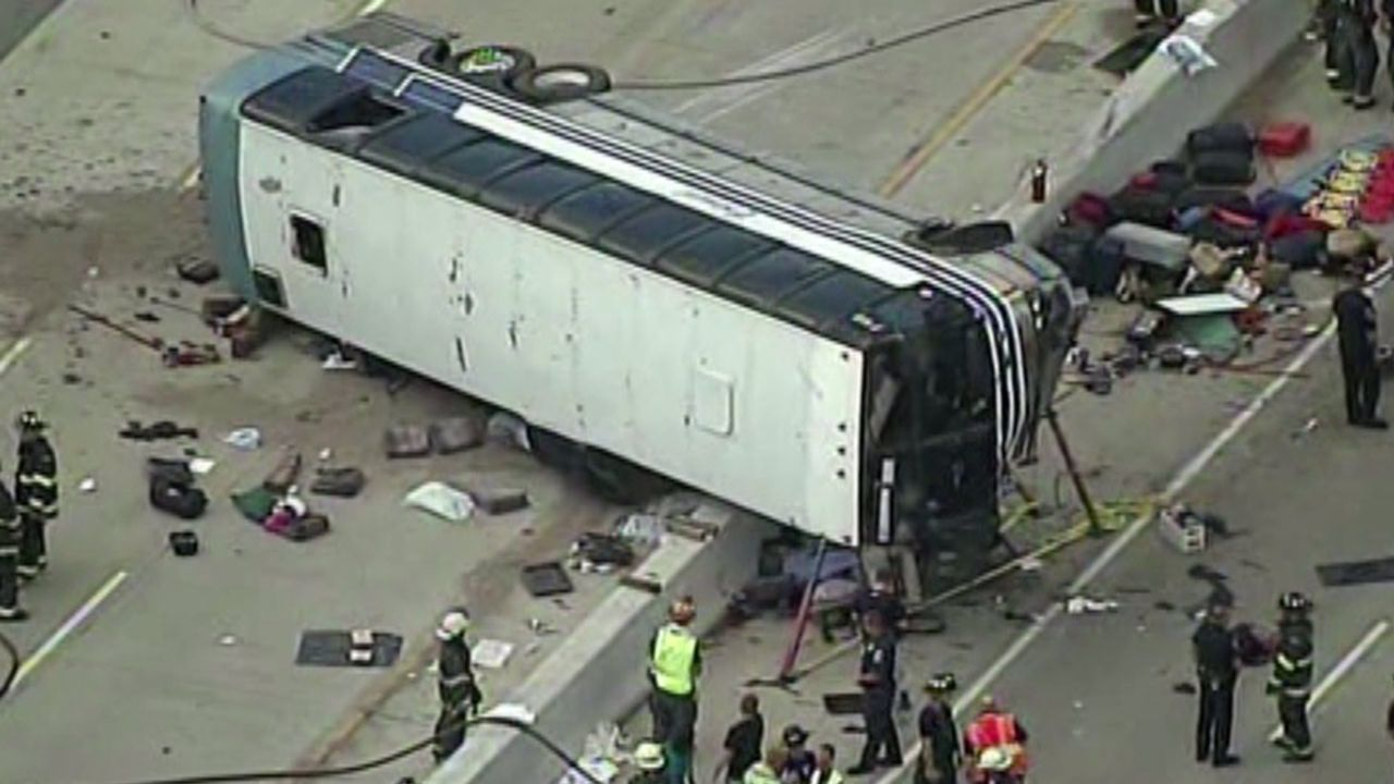 Michigan bus accident settlements