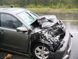 Michigan car accident and property damage
