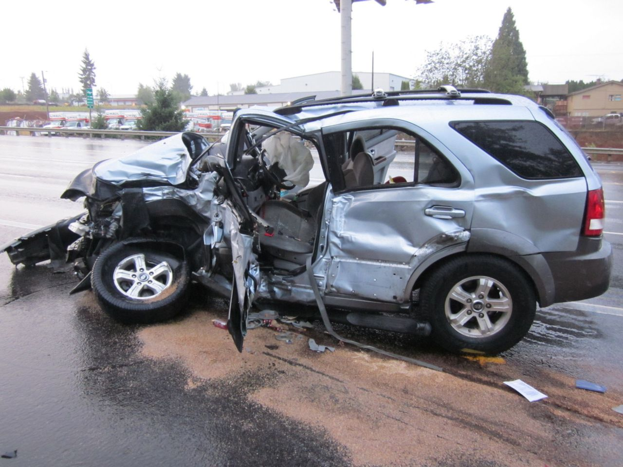 Comstock Park Car Accident Attorney