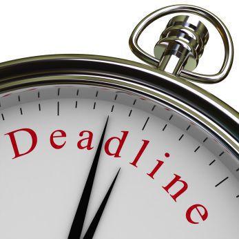 Michigan Nursing Home Lawsuit Time Deadlines