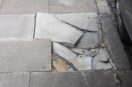 Grand Rapids Broken Sidewalk Injury Lawyer