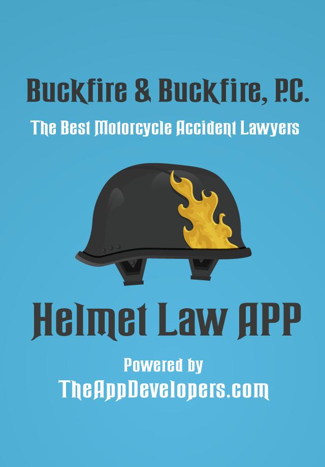 Free Motorcycle Helmet Laws App