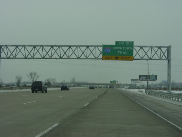 I-475 Auto Accidents In Michigan