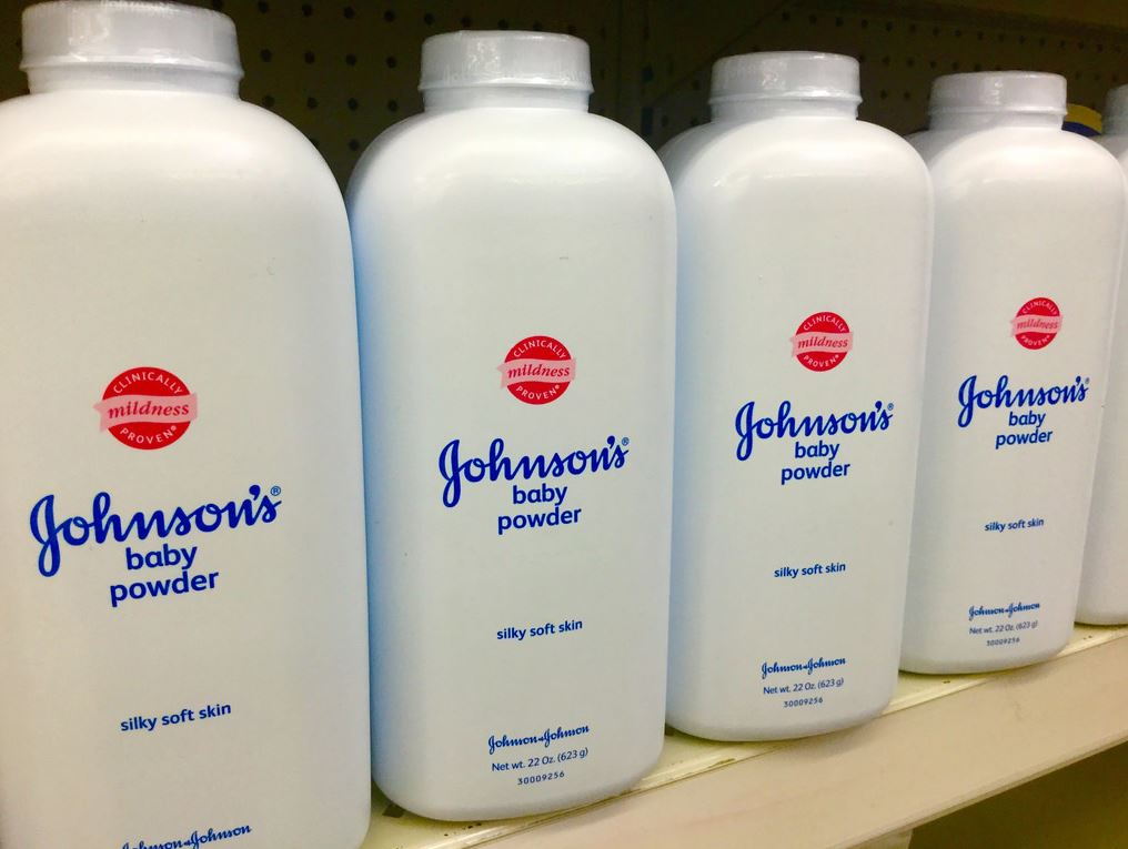 Johnson & Johnson Baby Powder Talcum Powder Lawsuits
